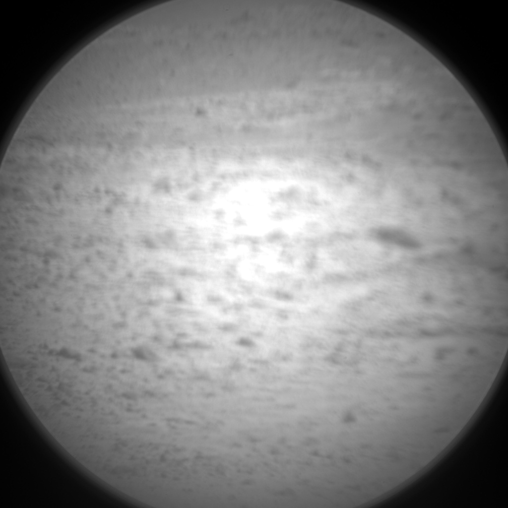 Nasa's Mars rover Curiosity acquired this image using its Chemistry & Camera (ChemCam) on Sol 658, at drive 238, site number 35