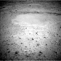 Nasa's Mars rover Curiosity acquired this image using its Left Navigation Camera on Sol 658, at drive 138, site number 35