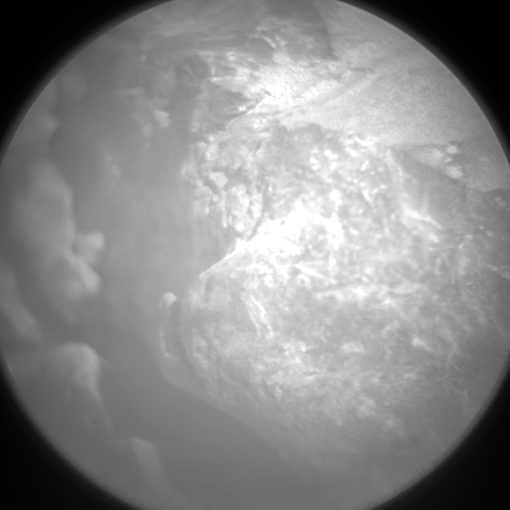 Nasa's Mars rover Curiosity acquired this image using its Chemistry & Camera (ChemCam) on Sol 659, at drive 238, site number 35