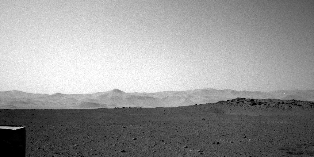 Nasa's Mars rover Curiosity acquired this image using its Left Navigation Camera on Sol 659, at drive 238, site number 35