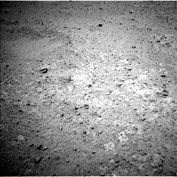 Nasa's Mars rover Curiosity acquired this image using its Left Navigation Camera on Sol 661, at drive 268, site number 35