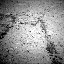 Nasa's Mars rover Curiosity acquired this image using its Left Navigation Camera on Sol 661, at drive 316, site number 35
