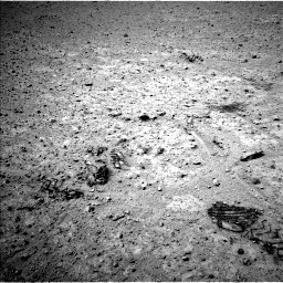 Nasa's Mars rover Curiosity acquired this image using its Left Navigation Camera on Sol 661, at drive 460, site number 35