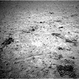 Nasa's Mars rover Curiosity acquired this image using its Left Navigation Camera on Sol 661, at drive 472, site number 35