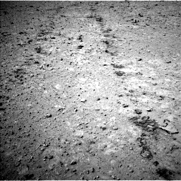 Nasa's Mars rover Curiosity acquired this image using its Left Navigation Camera on Sol 661, at drive 544, site number 35