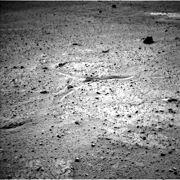 Nasa's Mars rover Curiosity acquired this image using its Left Navigation Camera on Sol 661, at drive 820, site number 35