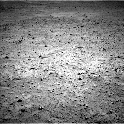 Nasa's Mars rover Curiosity acquired this image using its Left Navigation Camera on Sol 661, at drive 838, site number 35