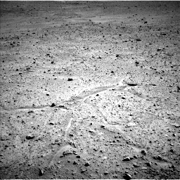 Nasa's Mars rover Curiosity acquired this image using its Left Navigation Camera on Sol 661, at drive 856, site number 35