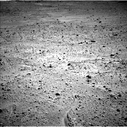Nasa's Mars rover Curiosity acquired this image using its Left Navigation Camera on Sol 661, at drive 892, site number 35