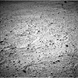 Nasa's Mars rover Curiosity acquired this image using its Left Navigation Camera on Sol 661, at drive 910, site number 35