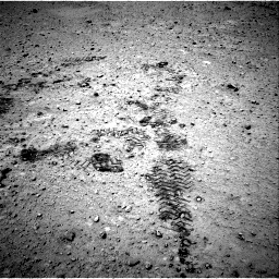 Nasa's Mars rover Curiosity acquired this image using its Right Navigation Camera on Sol 661, at drive 304, site number 35