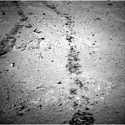 Nasa's Mars rover Curiosity acquired this image using its Right Navigation Camera on Sol 661, at drive 712, site number 35