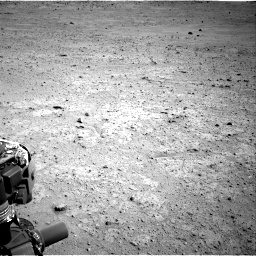 Nasa's Mars rover Curiosity acquired this image using its Right Navigation Camera on Sol 661, at drive 814, site number 35