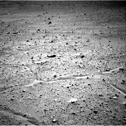 Nasa's Mars rover Curiosity acquired this image using its Right Navigation Camera on Sol 661, at drive 964, site number 35