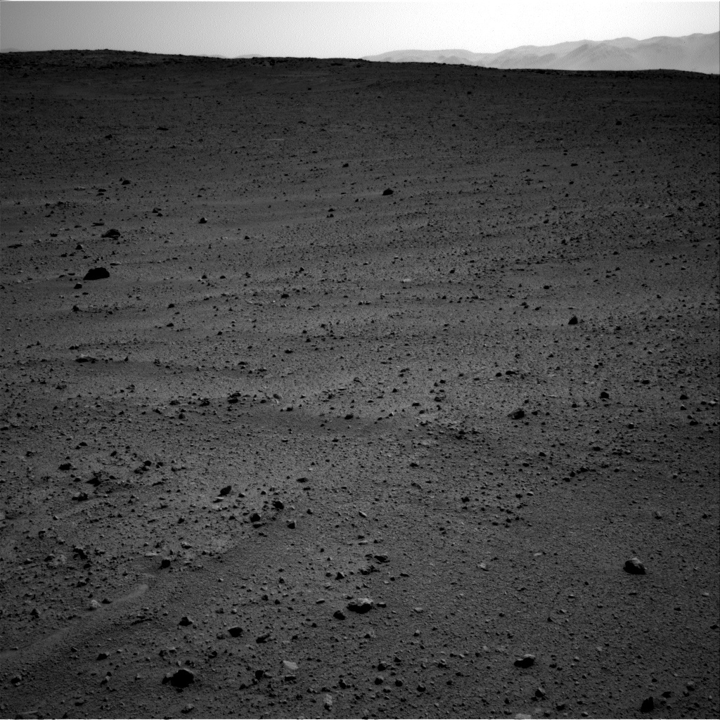 NASA's Mars rover Curiosity acquired this image using its Right Navigation Cameras (Navcams) on Sol 661