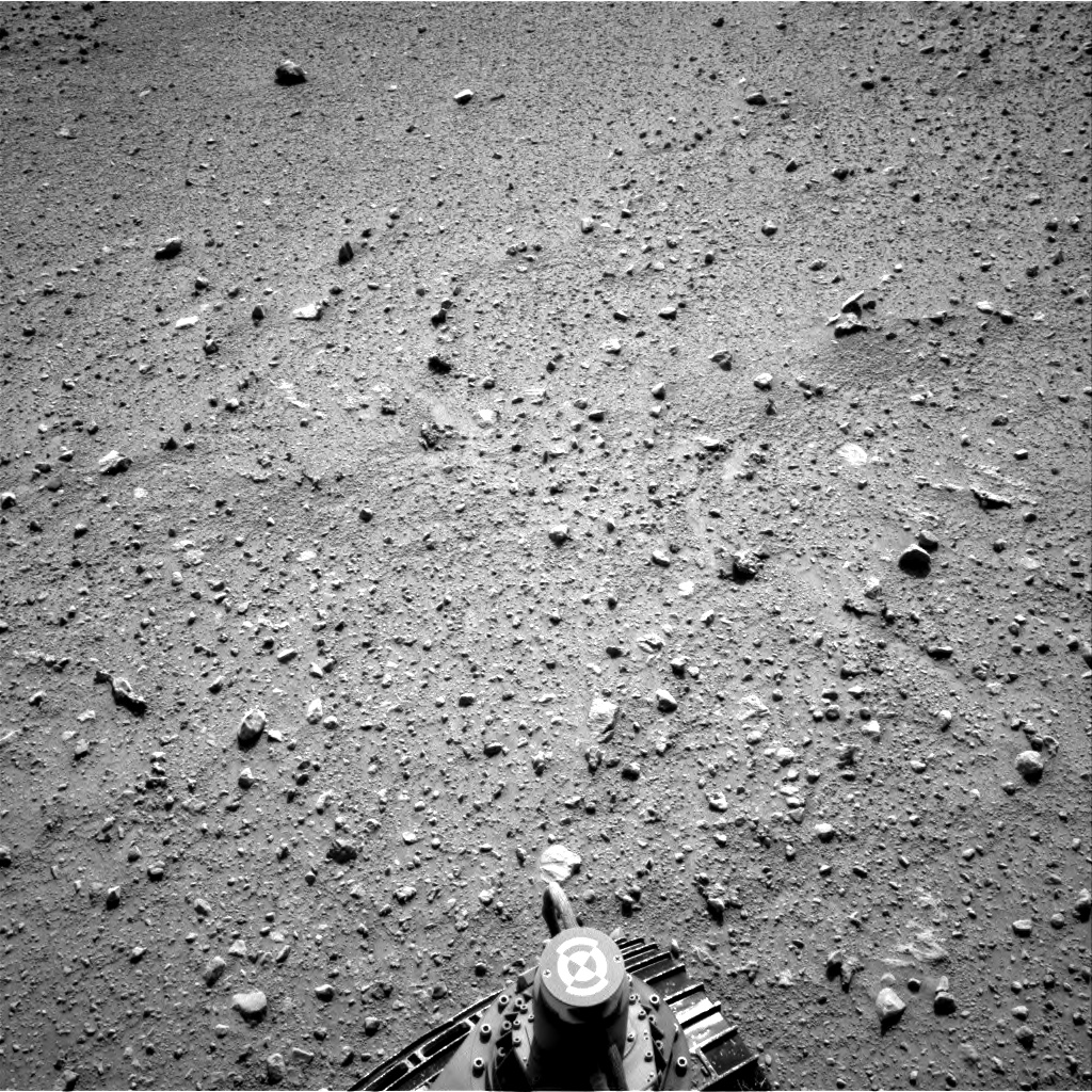 Nasa's Mars rover Curiosity acquired this image using its Right Navigation Camera on Sol 661, at drive 998, site number 35
