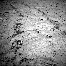 Nasa's Mars rover Curiosity acquired this image using its Left Navigation Camera on Sol 662, at drive 1004, site number 35