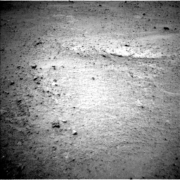 Nasa's Mars rover Curiosity acquired this image using its Left Navigation Camera on Sol 662, at drive 1142, site number 35