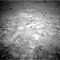 Nasa's Mars rover Curiosity acquired this image using its Left Navigation Camera on Sol 662, at drive 1202, site number 35