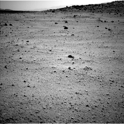 Nasa's Mars rover Curiosity acquired this image using its Left Navigation Camera on Sol 662, at drive 1448, site number 35