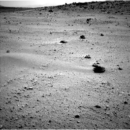 Nasa's Mars rover Curiosity acquired this image using its Left Navigation Camera on Sol 662, at drive 1562, site number 35