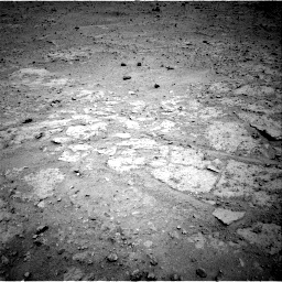 Nasa's Mars rover Curiosity acquired this image using its Right Navigation Camera on Sol 662, at drive 1208, site number 35