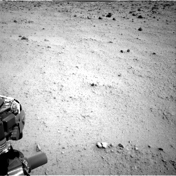Nasa's Mars rover Curiosity acquired this image using its Right Navigation Camera on Sol 662, at drive 1376, site number 35