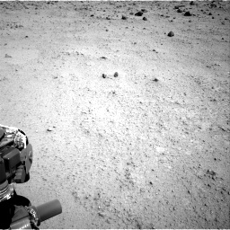 Nasa's Mars rover Curiosity acquired this image using its Right Navigation Camera on Sol 662, at drive 1412, site number 35