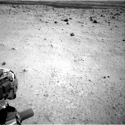 Nasa's Mars rover Curiosity acquired this image using its Right Navigation Camera on Sol 662, at drive 1448, site number 35
