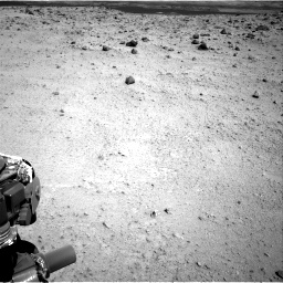 Nasa's Mars rover Curiosity acquired this image using its Right Navigation Camera on Sol 662, at drive 1466, site number 35