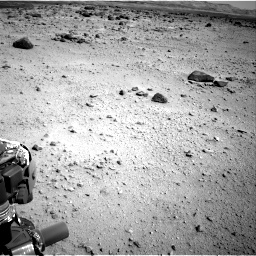 Nasa's Mars rover Curiosity acquired this image using its Right Navigation Camera on Sol 662, at drive 1538, site number 35
