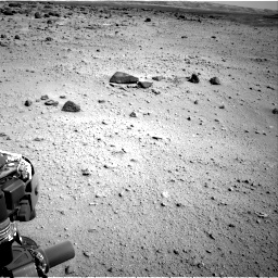 Nasa's Mars rover Curiosity acquired this image using its Right Navigation Camera on Sol 662, at drive 1550, site number 35