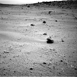 Nasa's Mars rover Curiosity acquired this image using its Right Navigation Camera on Sol 662, at drive 1562, site number 35