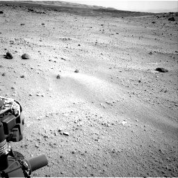Nasa's Mars rover Curiosity acquired this image using its Right Navigation Camera on Sol 662, at drive 1574, site number 35