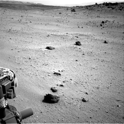 Nasa's Mars rover Curiosity acquired this image using its Right Navigation Camera on Sol 662, at drive 1592, site number 35