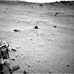Nasa's Mars rover Curiosity acquired this image using its Right Navigation Camera on Sol 662, at drive 1604, site number 35