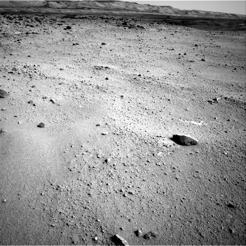 Nasa's Mars rover Curiosity acquired this image using its Right Navigation Camera on Sol 662, at drive 0, site number 36
