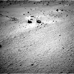 Nasa's Mars rover Curiosity acquired this image using its Left Navigation Camera on Sol 663, at drive 18, site number 36