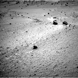 Nasa's Mars rover Curiosity acquired this image using its Left Navigation Camera on Sol 663, at drive 24, site number 36