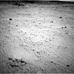 Nasa's Mars rover Curiosity acquired this image using its Left Navigation Camera on Sol 663, at drive 54, site number 36
