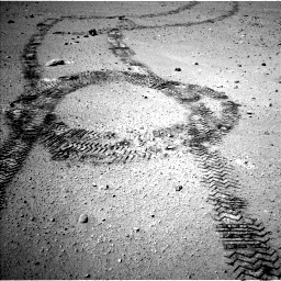 Nasa's Mars rover Curiosity acquired this image using its Left Navigation Camera on Sol 663, at drive 96, site number 36
