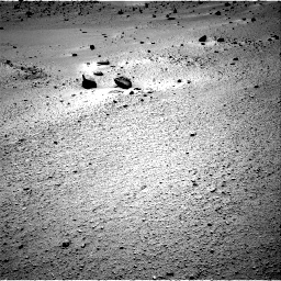 Nasa's Mars rover Curiosity acquired this image using its Right Navigation Camera on Sol 663, at drive 18, site number 36