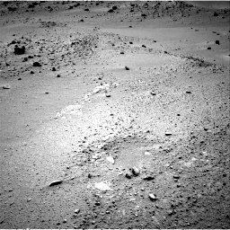 Nasa's Mars rover Curiosity acquired this image using its Right Navigation Camera on Sol 663, at drive 36, site number 36