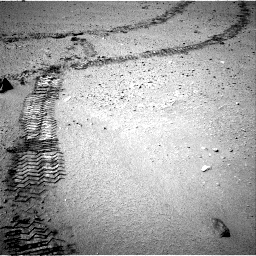 Nasa's Mars rover Curiosity acquired this image using its Right Navigation Camera on Sol 663, at drive 60, site number 36