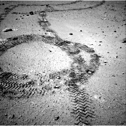 Nasa's Mars rover Curiosity acquired this image using its Right Navigation Camera on Sol 663, at drive 90, site number 36