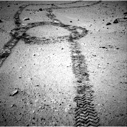 Nasa's Mars rover Curiosity acquired this image using its Right Navigation Camera on Sol 663, at drive 108, site number 36