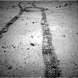 Nasa's Mars rover Curiosity acquired this image using its Right Navigation Camera on Sol 663, at drive 138, site number 36