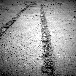 Nasa's Mars rover Curiosity acquired this image using its Right Navigation Camera on Sol 663, at drive 168, site number 36