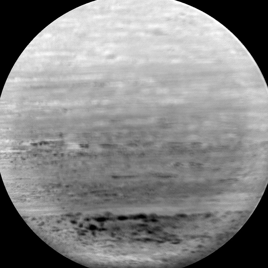 Nasa's Mars rover Curiosity acquired this image using its Chemistry & Camera (ChemCam) on Sol 663, at drive 0, site number 36