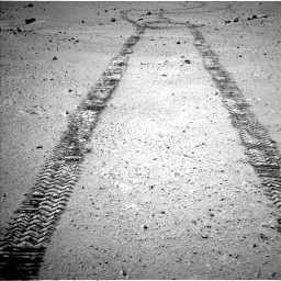 Nasa's Mars rover Curiosity acquired this image using its Left Navigation Camera on Sol 664, at drive 190, site number 36